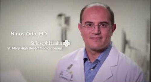 Orthopedic Surgery featuring Ninos Oda, MD