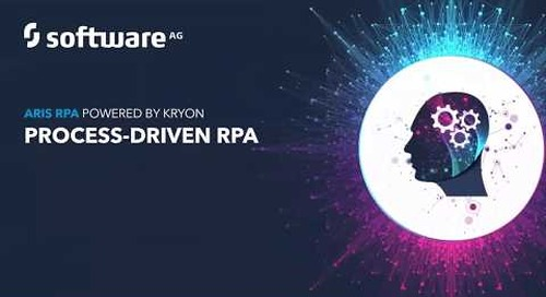 Make RPA successful with a process-driven approach