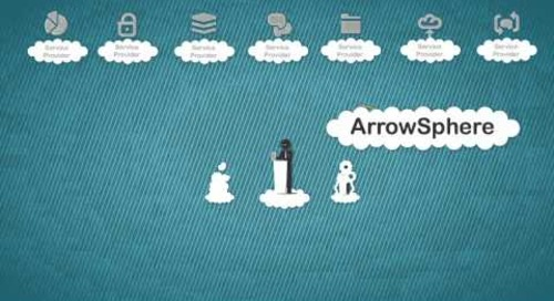 ArrowSphere for Service Providers