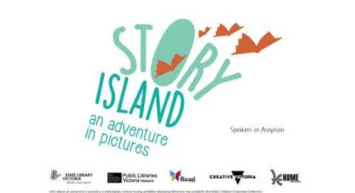 Story Island - an adventure in pictures