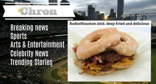 HoustonChronicle.com vs.Chron.com |  #Knowhouston