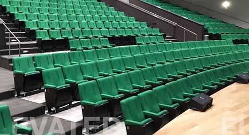 Auditorium Classroom Theater Folding Seating Solutions