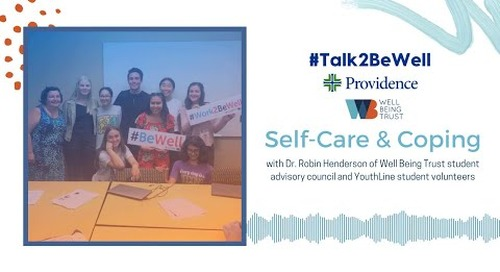 Talk2BeWell: SelfCare
