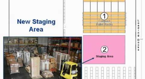 Case Study Vertical Storage Carousels Parts Shuttle Lifts High Density Shelving Pallet Racks