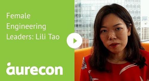 Female Engineering Leaders: Lili Tao