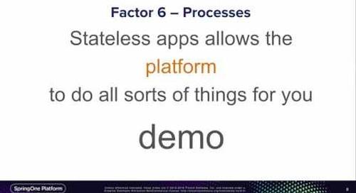 Cassandra and DataStax Enterprise on PCF — Ben Lackey, Cornelia Davis