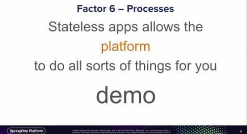 Cassandra and DataStax Enterprise on Pivotal Cloud Foundry — Ben Lackey, Cornelia Davis