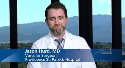 Vascular Surgeon, Jason Hurd, MD