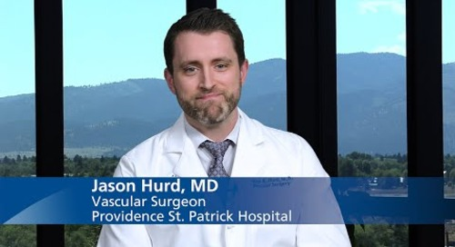 Vascular Surgeon, Jason Hurd, MD