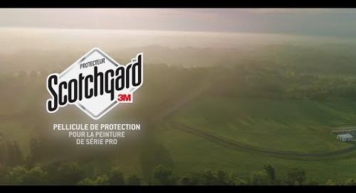 La pellicule de protection pour la peinture Scotchgard(MC) 3M(MC) de série Pro