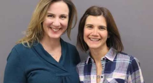 Ginny Shaffer and Lisa Solomonson - Hear Me Now