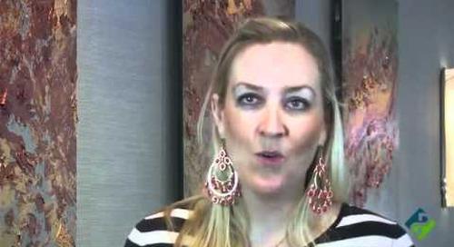 Ashleigh Davis of Rackspace