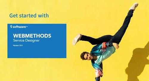 Get Started with webMethods Service Designer | Software AG