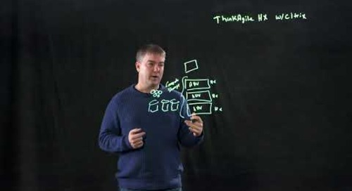 Lenovo ThinkAgile HX with VDI Solution