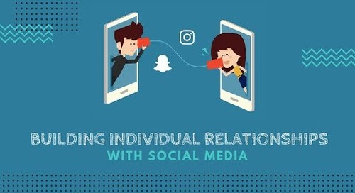 Building Individual Relationships with Social Media