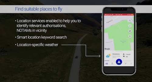 How to log a flight using the AirShare app
