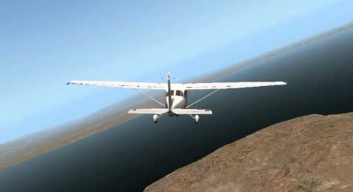 How To Forward Slip an Airplane