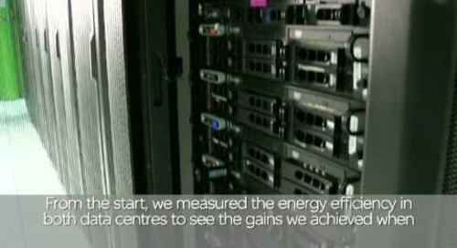 Microsoft Technology Center: A State-of-the-Art Data Center with Schneider Electric