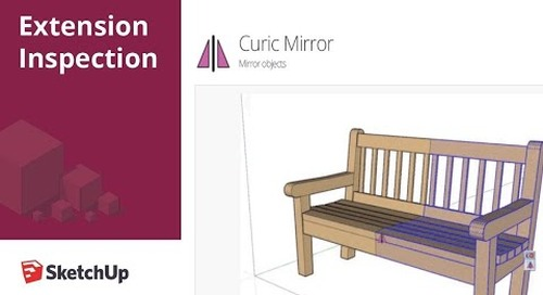 Extension Inspection: Curic Mirror