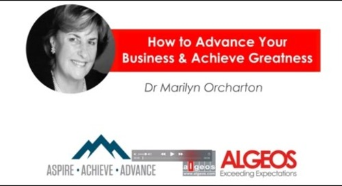 How to Advance Your Business & Achieve Greatness