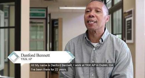 Fundamental Behavior #3- Protect the Environment- Danford Bennett