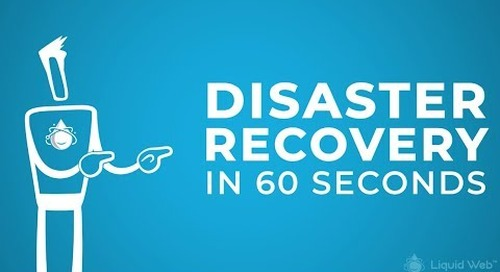 What is Disaster Recovery?