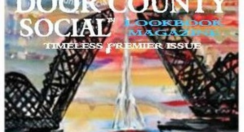 Door County's Animated Famous Bridge