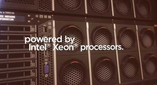 Lenovo Data Center Video - 30 second version