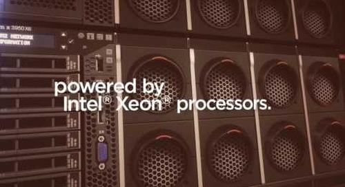 Lenovo Data Center Video - 30 second version