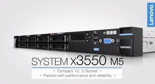 Lenovo System x3550 M5 Product Video