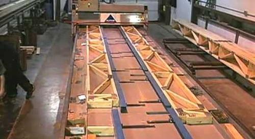 FloorMaster - Floor Truss Assembly Machine