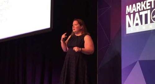 CenturyLink presentation at Marketo Marketing Nation Summit