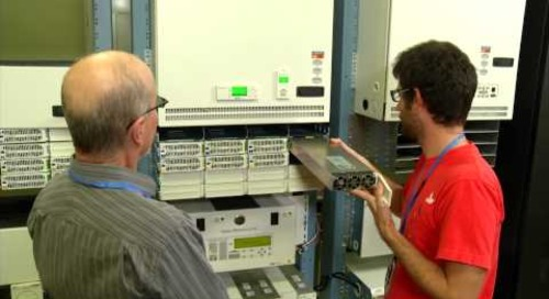 GE Critical Power - DC Power Systems Business Overview