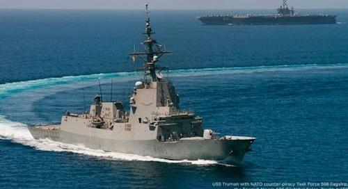 Operationalising NATO's new strategic focus at sea