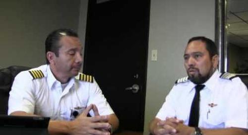 Entrevista a Piloto Aviador