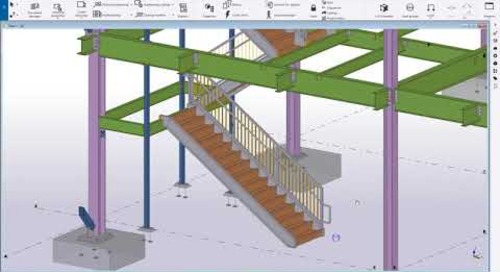 Minimizing Drawing Rework with Tekla Structures