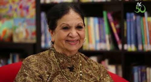 Nazira Tareen - 50 years of Algonquin College stories