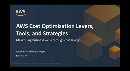 Cost optimisation best practices