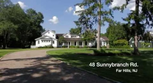 48 Sunnybranch Rd, Far Hills, NJ - Real Estate Homes for Sale