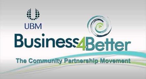 Business4Better (B4B) Logo Animation