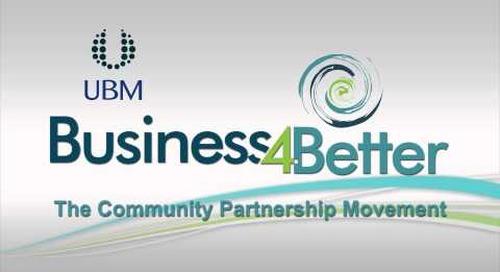 Business4Better (B4B) Logo Animation