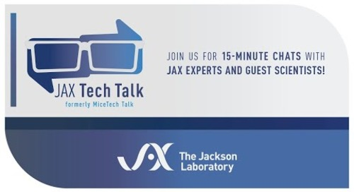 JAX Tech Talk, Episode 38: Let's Talk Pharmacokinetics for Antibody Development (15-June-2021)