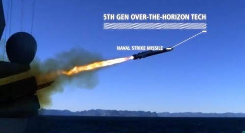 [SPONSORED] The Future. In Force. Raytheon's Advanced Naval Strike Portfolio