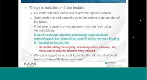AutoCAD's Top 10 Issues and How to Fix Them!