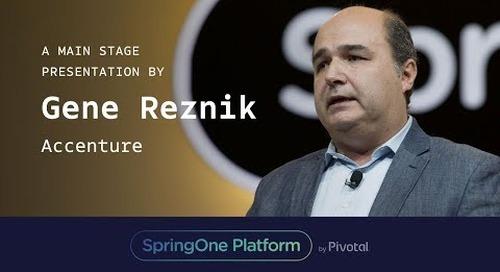 Gene Reznik, Accenture at SpringOne Platform 2017
