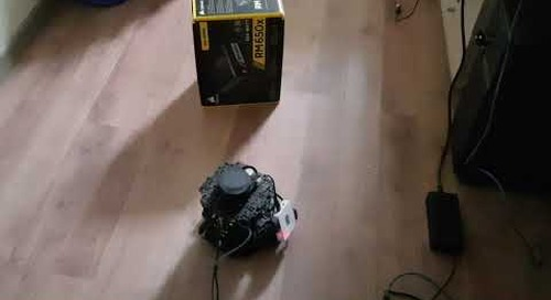 """Mihai Dragusu Blog, """"Inspired by Machine Learning, ROS 2, Turtlebot3, and Rulex"""" – Part 2, video 2"""