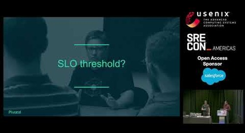 SREcon19 Americas - Extending the Error Budget Model to Security and Feature Freshness