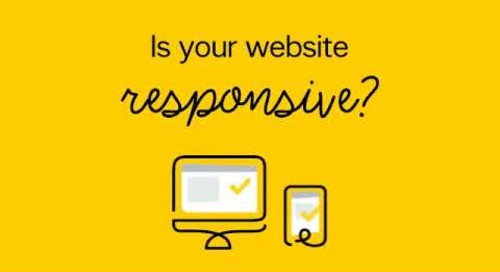 Keep your website ahead of the curve.