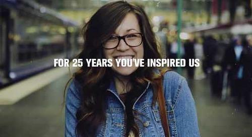 Celebrating Rosetta Stone's 25th Anniversary | Rosetta Stone Business