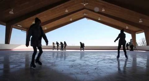 Winter Activities at Mahoney State Park